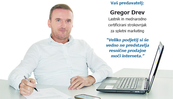 Gregor Drev